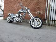 2005 Bourget Black Jack Ace Chopper